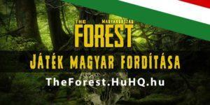 Theforest-huhq-magyarositas